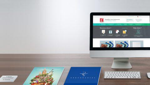 Site e-commerce - Fabrègue