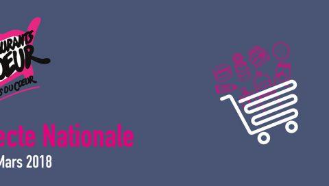 La Collecte Nationale des Restaurants du coeur : inscrivez-vous, c'est bientôt !