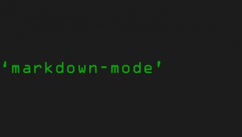 Parlons technique : Connaissez-vous le format markdown?