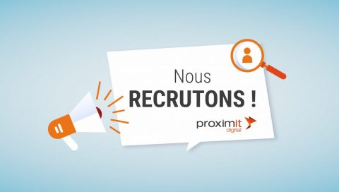 Proximit Digital recrute un(e) chargé(e) d'affaires