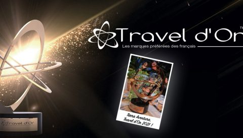 Un Travel d'Or pour Tèrra Aventura !